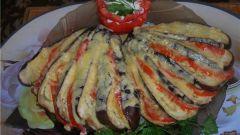 Как приготовить фаршированные баклажаны с брынзой и сыром