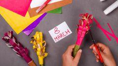 Как сделать подарок на 8 марта маме и бабушке своими руками