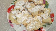 Как сделать печенье песочное без яиц