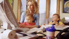 Как подработать маме в декрете