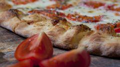 Как сделать вегетарианскую пиццу на вкусном тесте