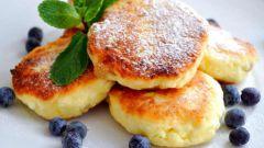 Как быстро приготовить вкусные сырники из творога