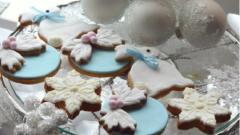 Как залить печенье глазурью