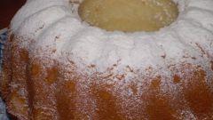 Как сделать кекс быстрого приготовления