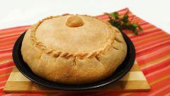 Как приготовить пирог по-башкирски с говядиной и картофелем