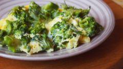 Как приготовить омлет с брокколи в мультиварке