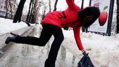 Элементарные правила безопасности на улице зимой и ранней весной