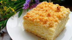 Как приготовить пирог с творожной начинкой