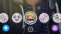 Как использовать фильтры и линзы в Snapchat для Instagram