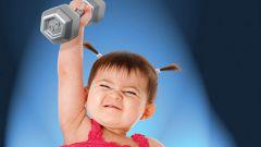 Как заниматься физическим развитием детей от 1 до 5 лет