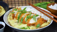 Как приготовить оякодон с курицей и рисом