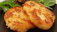 Как приготовить рыбные котлеты с томатным соусом