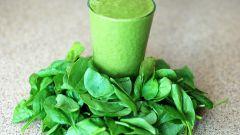 Как сидеть на зеленой диете, чтобы похудеть