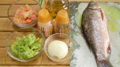 Как правильно подготовить и разделать рыбу перед жаркой