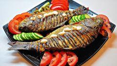 Как правильно жарить рыбу на сковороде