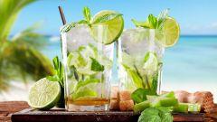 Как приготовить освежающие летние коктейли с мятой