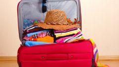 Как собирать чемодан