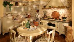 Как оформить кухню в стиле кантри