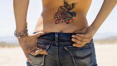 Как защитить татуировку на солнце