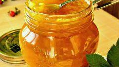 Как сварить абрикосовое варенье с ликером