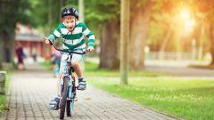 5 причин купить велосипед ребенку
