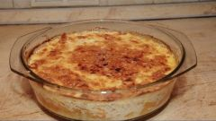 Как приготовить запеканку из баранины и шпината
