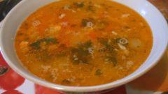 Как приготовить необычный рыбный суп