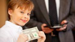 Что ребенок должен знать о деньгах
