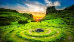 Остров Скай: сказочные бассейны и другие достопримечательности