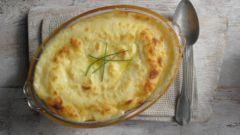 Печем картофельный пирог: как сделать тесто из картофеля