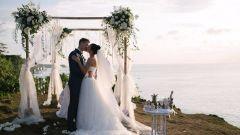 Как отпраздновать свадьбу летом