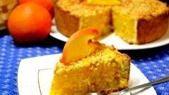 Как испечь вкусный апельсиновый пирог