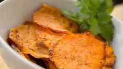 Как сделать чипсы из моркови в духовке