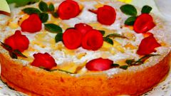 """Как приготовить яблочный пирог """"Розовая мечта"""""""