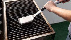 Как правильно очищать барбекю