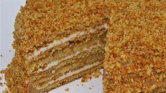 """Как просто приготовить классический торт """"Медовик"""""""