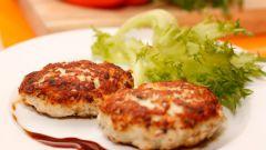 Как приготовить нежные и вкусные куриные котлеты