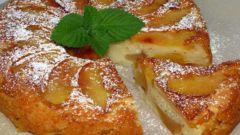 Как испечь сладкий пирог из кабачков с яблоками