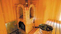 Как растопить печь в бане