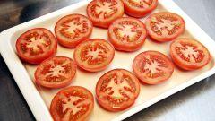 Как сделать чипсы из помидоров