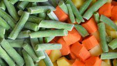 Как заморозить овощи и зелень на зиму