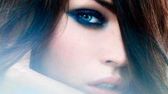 Как правильно делать макияж с синими тенями
