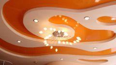 Натяжные потолки в ванной комнате: плюсы и минусы