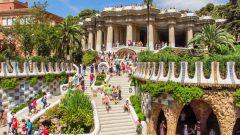 Как создавался городской парк Гуэль в Барселоне