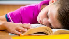 Как помочь школьнику справиться с усталостью