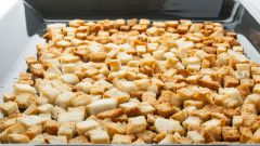 Как сушить сухари из хлеба в духовке: простой традиционный способ
