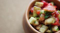 Как приготовить овощное рагу по-сыроедчески