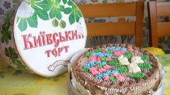 Как испечь торт «Киевский» по ГОСТу: советский рецепт