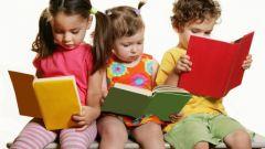 Как научить ребенка любить читать книги: простые упражнения