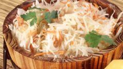 Как правильно засолить капусту белокочанную